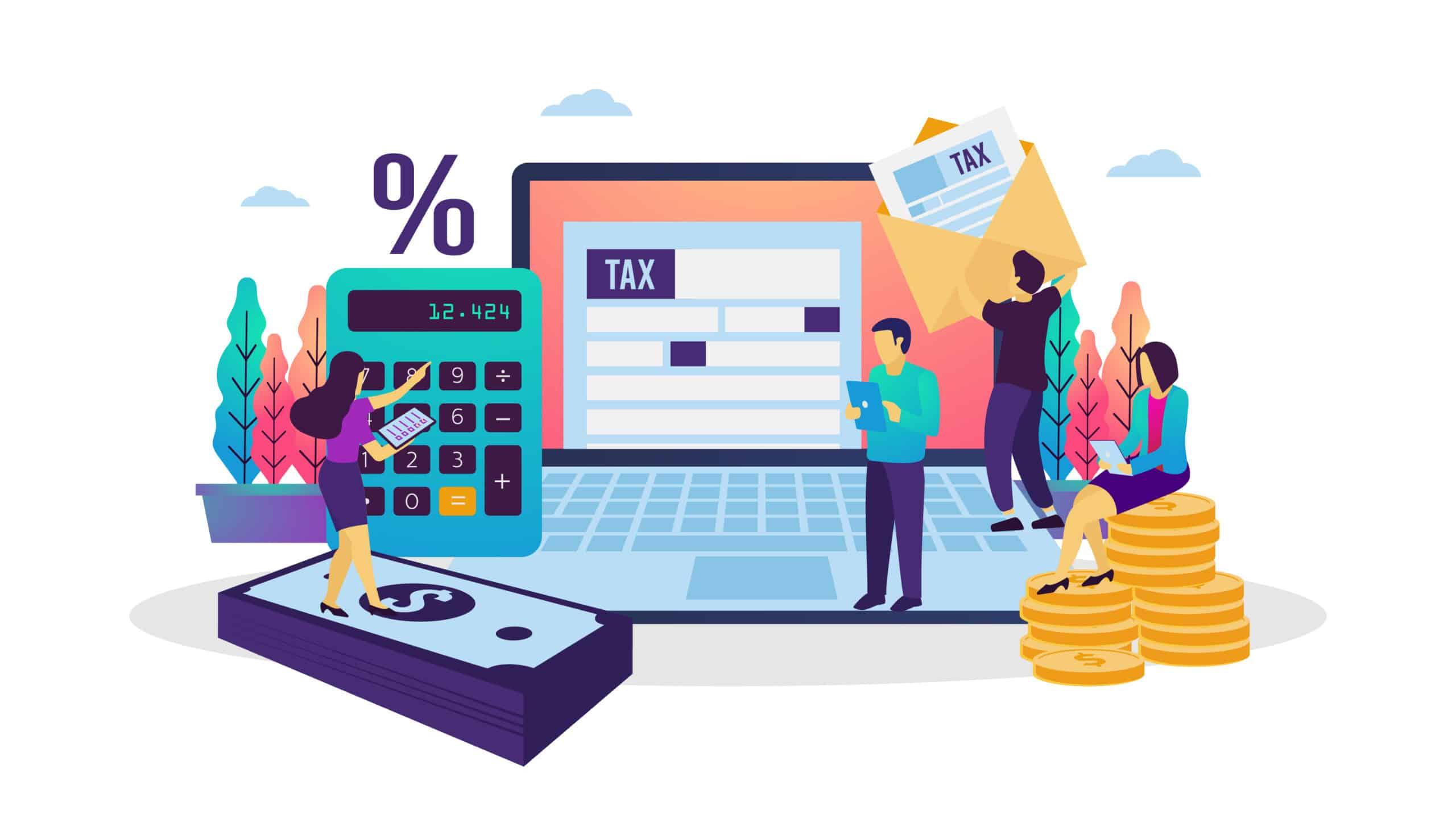 SwiftBooks Accounting tax image