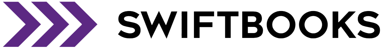 SwiftBooks Accounting Logo