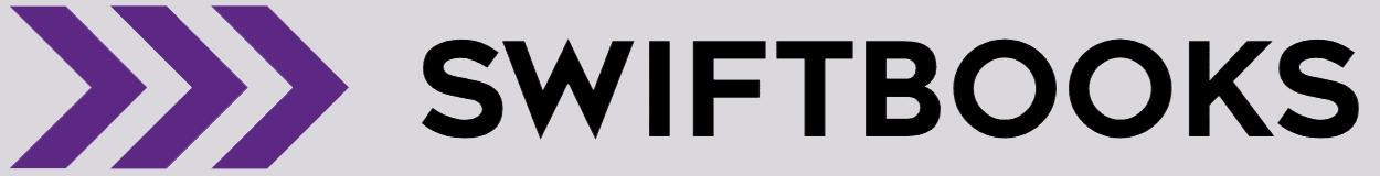 SwiftBooks Accounting Logo